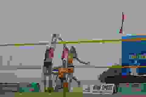 Giải bóng chuyền bãi biển toàn quốc 2018 khởi tranh tại Quảng Bình