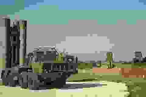 Hệ thống phòng không Nga diệt mục tiêu nhằm vào căn cứ không quân ở Syria