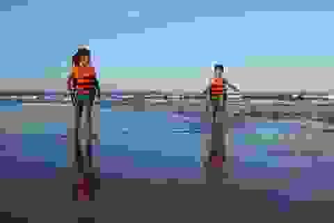 Say lòng với biển xanh, cát trắng, nắng vàng ở Mỹ Khê