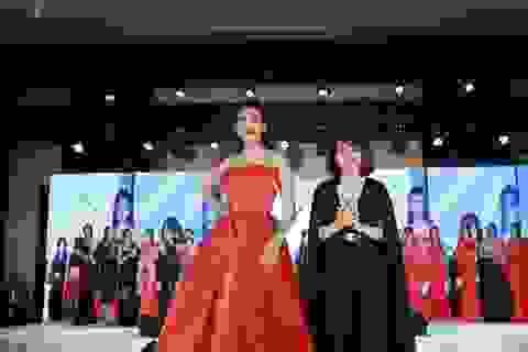 Mãn nhãn với 40 bộ sưu tập của nhà thiết kế Tuyết Lê