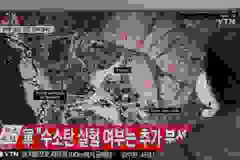 Chuyên gia Trung Quốc: Bãi thử hạt nhân Triều Tiên bị sập, có thể rò phóng xạ