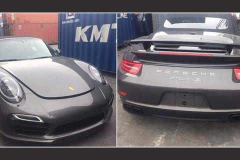 12 siêu xe Porsche sắp được thông quan, ngân sách thu thêm 25 tỷ đồng