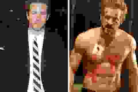 """Những diễn viên tăng cân """"kịch liệt"""" để nhập vai"""