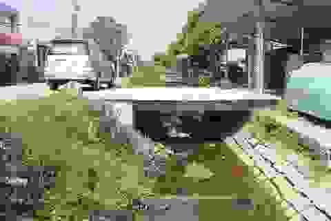 Nông dân lo lắng trước tình trạng lấn chiếm trái phép công trình thủy lợi!