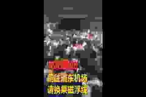 Ngạt thở cảnh tắc nghẽn giao thông khổng lồ dưới lòng đất Trung Quốc