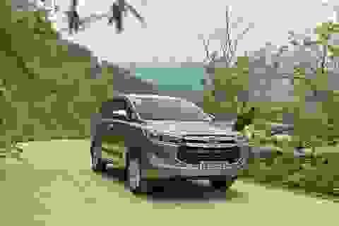 Toyota Innova – Xe MPV đa dụng cho gia đình Việt
