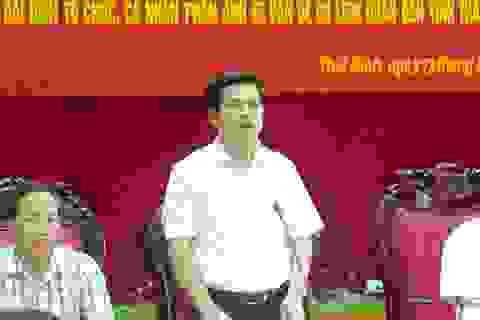 Ông Nguyễn Hồng Diên được bầu làm Bí thư Tỉnh ủy Thái Bình