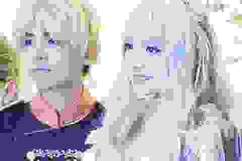 """Cô dâu chú rể Sài Gòn """"hóa"""" công chúa hoàng tử trong ngày cưới"""