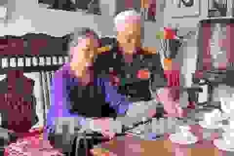Ký ức hào hùng của người lính từng tham gia trận đánh ở cửa ngõ Sài Gòn