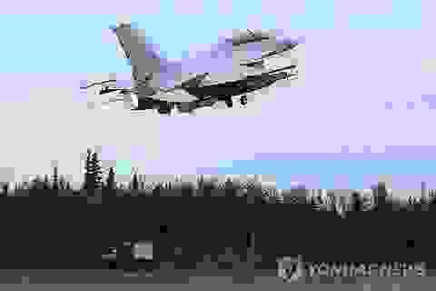 """Hàn Quốc """"tố"""" máy bay do thám Trung Quốc xâm nhập vùng phòng không"""