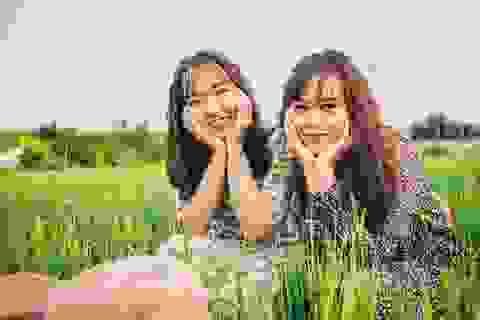 Tình bạn 11 năm của đôi bạn Quảng Bình hiểu nhau qua ánh mắt nụ cười