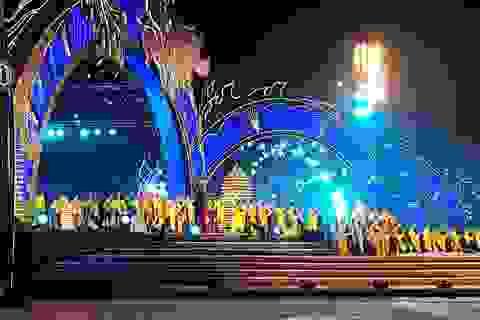 """Rực rỡ sắc màu lễ Khai mạc """"Năm Du lịch quốc gia 2018 - Hạ Long, Quảng Ninh"""""""