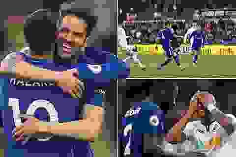 Thắng nhẹ Swansea, Chelsea thổi lửa vào vị trí của Tottenham