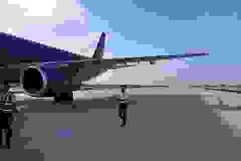 Máy bay hạ cánh nhầm đường băng: Hãng hàng không lên tiếng xin lỗi