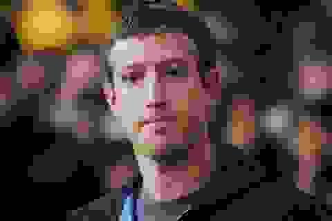 Cổ đông Facebook đề nghị Mark Zuckerberg từ chức