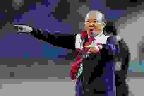 HLV Park Hang Seo được giao chỉ tiêu vào chung kết AFF Cup 2018