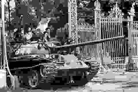Những giờ cuối cùng trước giải phóng miền Nam 30/4/1975