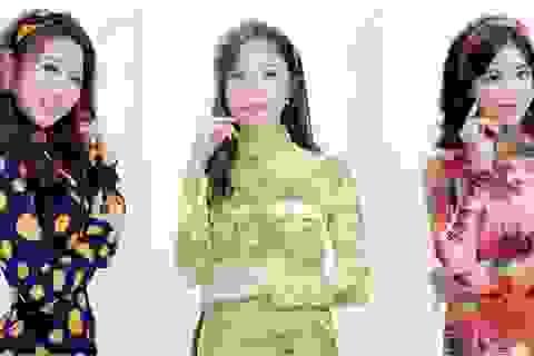 Nét duyên tà áo dài của nữ sinh Học viện Ngoại giao