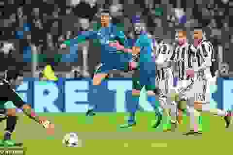 C.Ronaldo lập hàng loạt kỷ lục sau chiến thắng trước Juventus