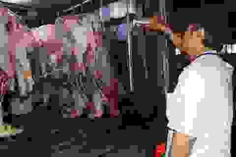 Thịt heo dính thuốc an thần tràn lan mà không xử được