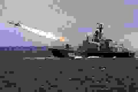 Nga thử tên lửa, Latvia đóng cửa một phần không phận