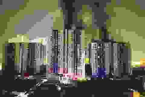 Giật mình với con số chung cư mua bảo hiểm cháy nổ