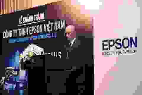 Epson sắp đưa robot, đồng hồ thông minh về Việt Nam