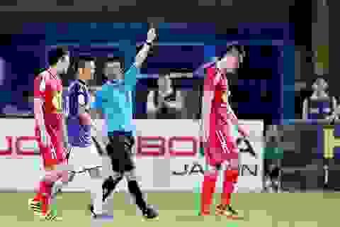 BTC V-League phản đối việc Tăng Tiến phải bồi thường cho Duy Mạnh