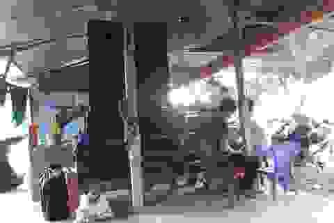 Đánh cán bộ đo tiếng ồn karaoke, 4 anh em ruột bị khởi tố