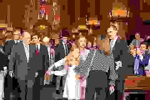 """Video lộ căng thẳng """"mẹ chồng - nàng dâu"""" trong Hoàng gia Tây Ban Nha"""
