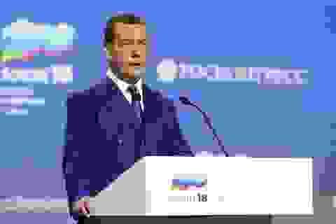 Thủ tướng Nga lệnh lên phương án trừng phạt Mỹ