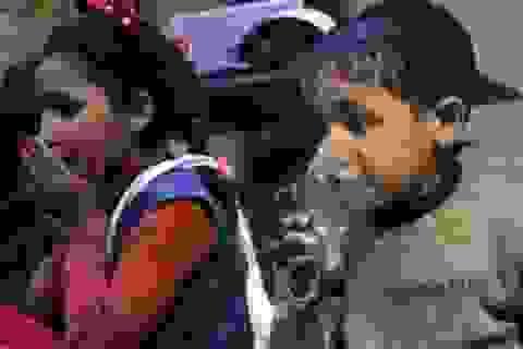 Những cảnh tượng ám ảnh về vụ tấn công hóa học khiến 70 người chết tại Syria