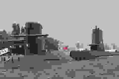 Mỹ đồng ý chuyển giao công nghệ chế tạo tàu ngầm cho Đài Loan