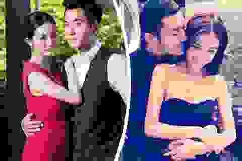 """Huỳnh Hiểu Minh, Lưu Khải Uy """"thi nhau nịnh vợ"""" trên sóng truyền hình"""