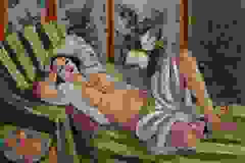 Gia tài hội họa trị giá 14.700 tỷ đồng của tỷ phú Rockefeller