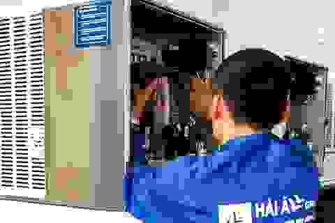 Hải Âu Group đi đầu trong việc cung cấp linh kiện máy làm đá viên chất lượng