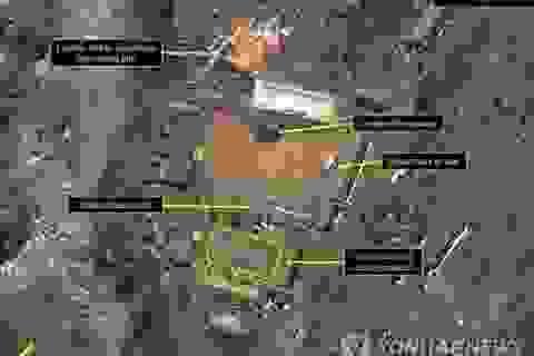 Triều Tiên phá dỡ 5 tòa nhà ở bãi thử hạt nhân