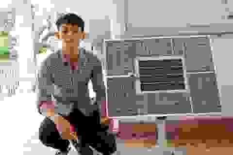 Đà Nẵng: Triển lãm đề tài nghiên cứu khoa học của sinh viên