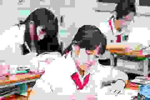 Học sinh và nhà trường tăng tốc luyện thi vào lớp 6 trường điểm
