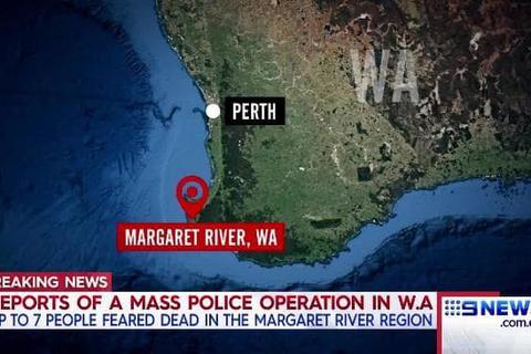 Thảm sát ở Australia, 7 người thiệt mạng
