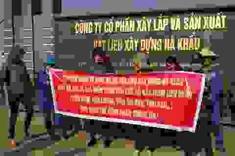 Chuyện khó tin ở Quảng Ninh: Trả lương công nhân bằng... gạch