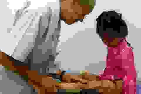 Phẫu thuật miễn phí các dị tật bẩm sinh cho trẻ em nghèo