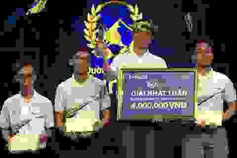 Một trận đấu, hai thí sinh cùng giành vé vào cuộc thi Tháng cuối Quý 3