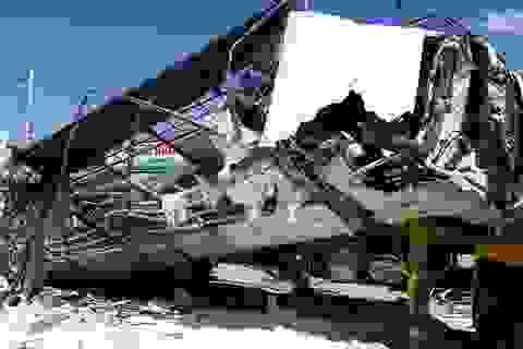 Vụ tai nạn 5 người chết: Xe tải không bị mất phanh