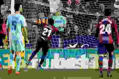 Thua Levante 4-5, Barcelona đứt mạch bất bại ở La Liga