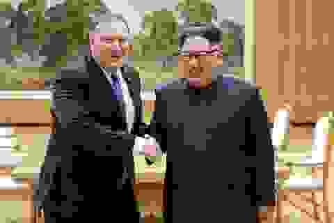 Mỹ sẽ không tìm cách thay đổi chế độ ở Triều Tiên