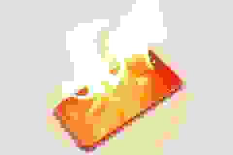 iPhone bốc cháy làm máy bay gặp nạn khiến 56 người tử vong?