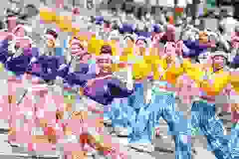 Lễ hội mùa hè Nhật Bản điểm đến thú vị cuối tuần cho người Hà Nội