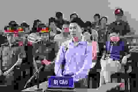 Bị cáo Hoàng Công Lương: Bác sĩ điều trị không chịu trách nhiệm chất lượng máy móc