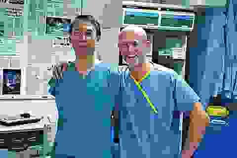 Sẽ sớm ghép đầu bệnh nhân bằng kĩ thuật mới